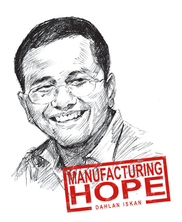 Manufacturing Hope